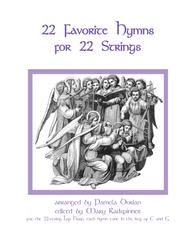 22 Hymns for 22 Strings for the Small Harp