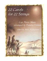 22 Carols for 22 Strings