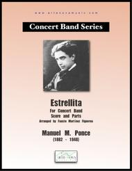 Estrellita (Little Star) - For Concert Band