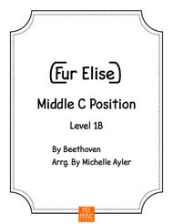 Beginning Piano Solo: Fur Elise