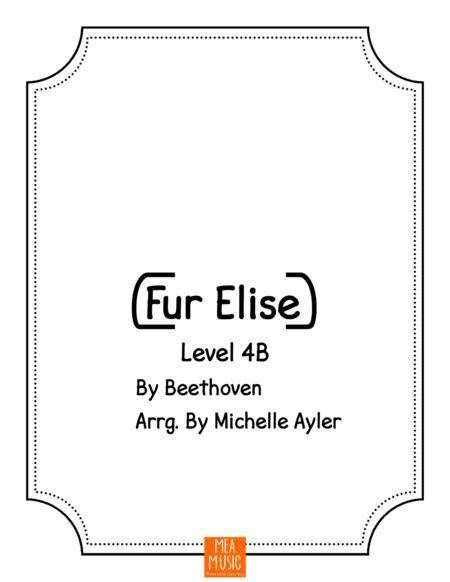 Fur Elise - Level 4B