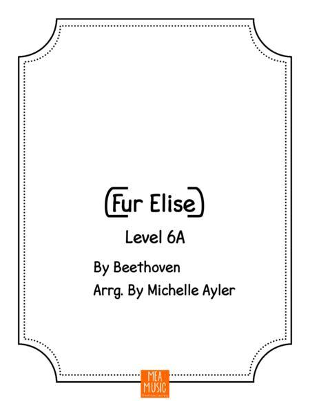 Fur Elise - Level 6A