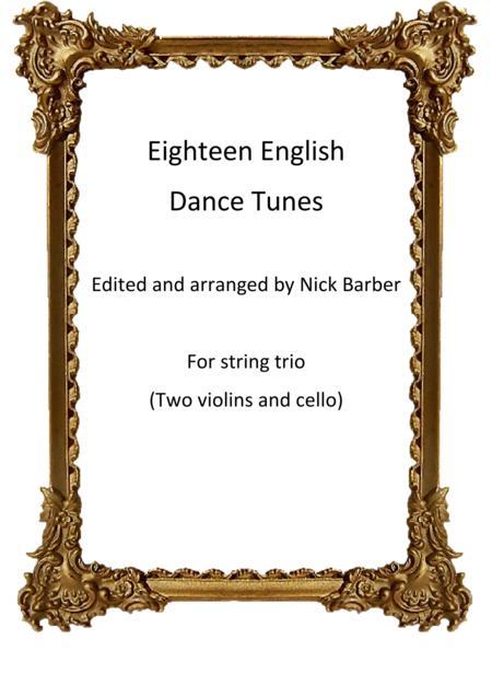 Eighteen English Dance Tunes