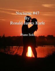Nocturne #47