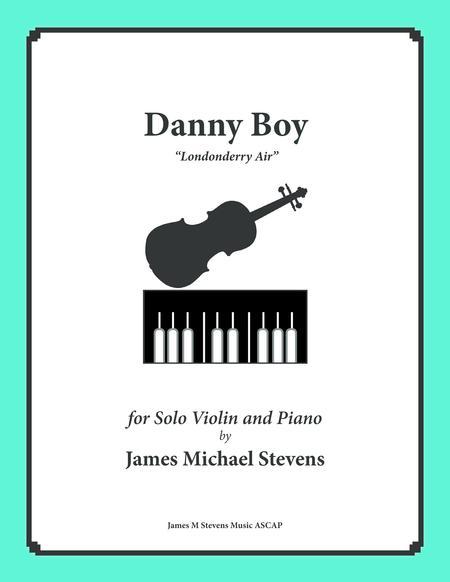Danny Boy (Londonderry Air) VIOLIN