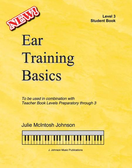 Ear Training Basics: Level 3