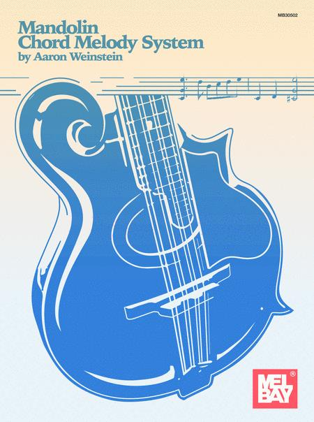 Download Mandolin Chord Melody System Sheet Music By Aaron Weinstein