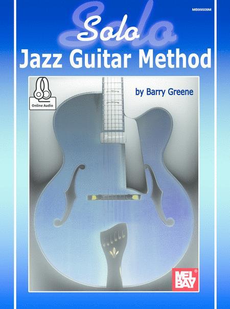 Solo Jazz Guitar Method