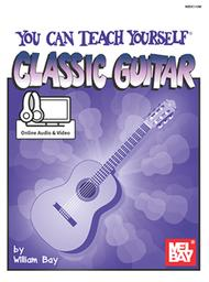 You Can Teach Yourself Classic Guitar