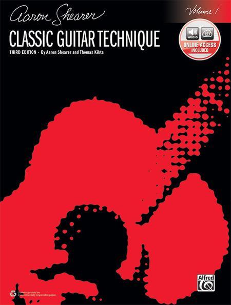 Classic Guitar Technique, Volume 1