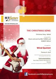 The Christmas Song - (Chestnuts Roasting On An Open Fire) - Wind Quintet