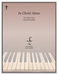 In Christ Alone (2 piano duet)