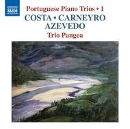 Costa, Carneyro & Azevedo: Portuguese Piano Trios, Vol. 1