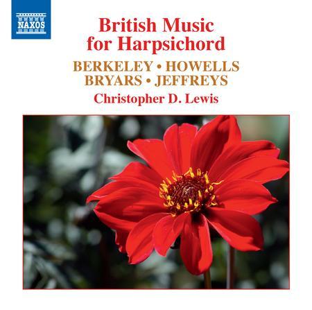British Music for Harpsichord