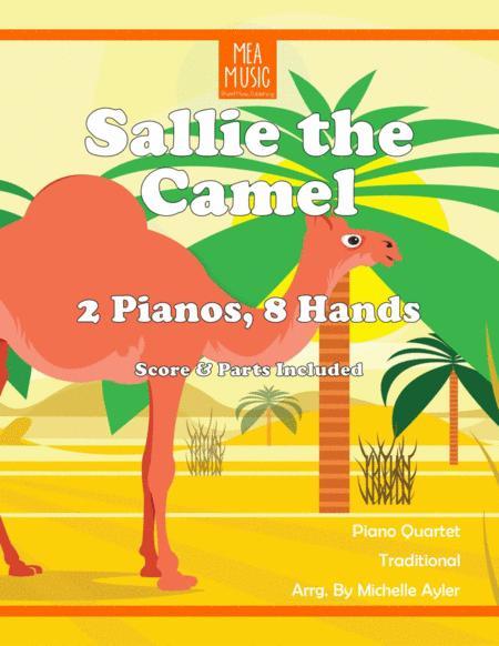 Sally the Camel Piano Quartet