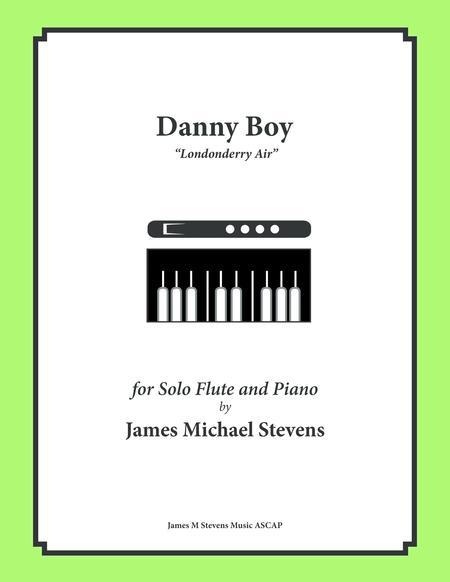Danny Boy (Londonderry Air) FLUTE