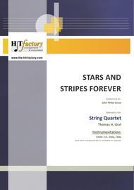 Stars and Stripes forever - Sousa - String Quartet
