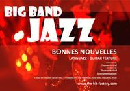 Bonnes Nouvelles - Latin Jazz - Guitar Feature - Big Band