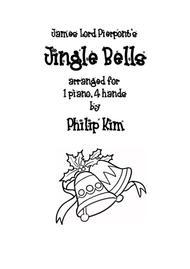Jingle Bells 1 piano 4 hands