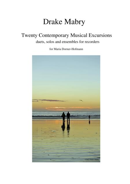 Twenty Contemporary Excursions