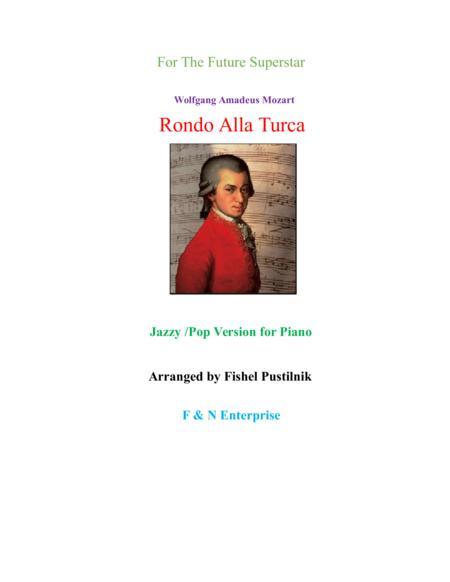 Rondo Alla Turca-Jazzy Version
