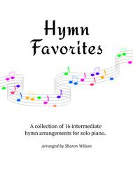 Hymn Favorites, Book 1 - A Collection of Sixteen Piano Solos