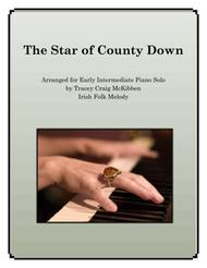 The Star of County Down (Piano Solo)