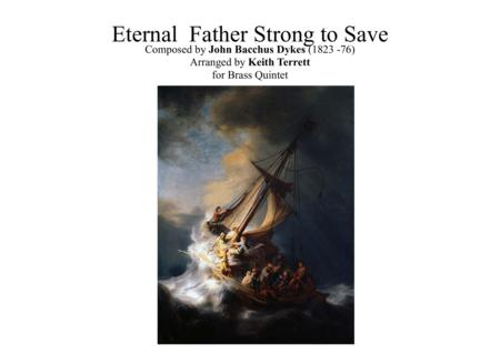 Eternal Father Strong to Save - Melita - Naval Hymn for Brass Quintet  (Traditional version)
