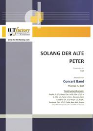Solang der alte Peter - Munich City anthem - Oktoberfest - Concert Band