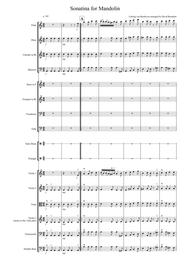 Sonatina by Beethoven for School Orchestra