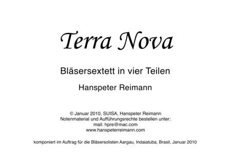TERRA NOVA - Bläsersextett