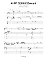 Clair de lune (Excerpt)