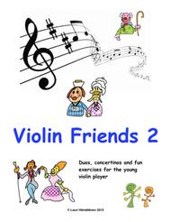 Violin Friends 2