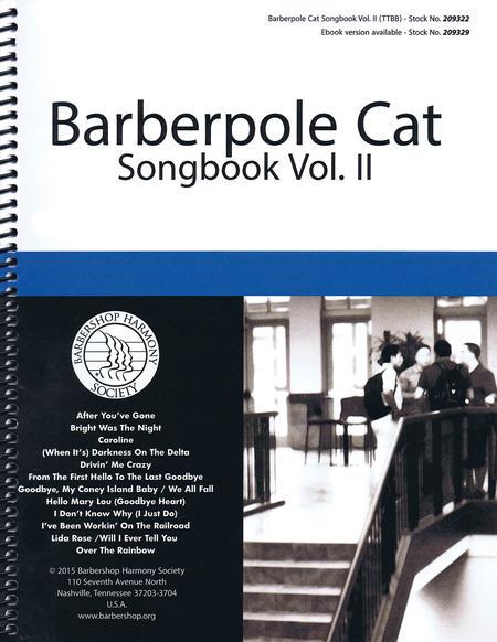 Barberpole Cat Songbook