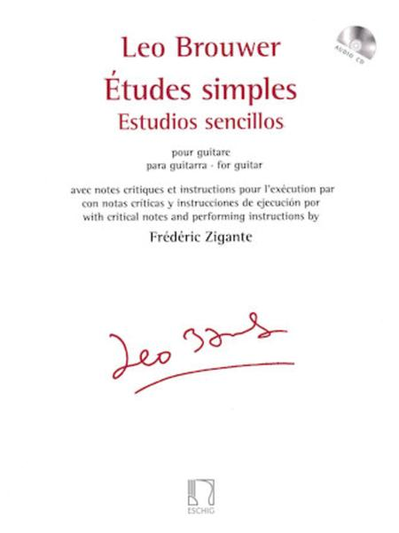 Etudes simples for Guitar