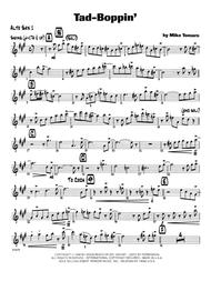 Tad-Boppin - Bass Clarinet 1 & 2