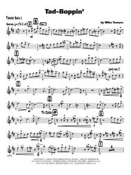 Tad-Boppin - 1st Tenor Saxophone