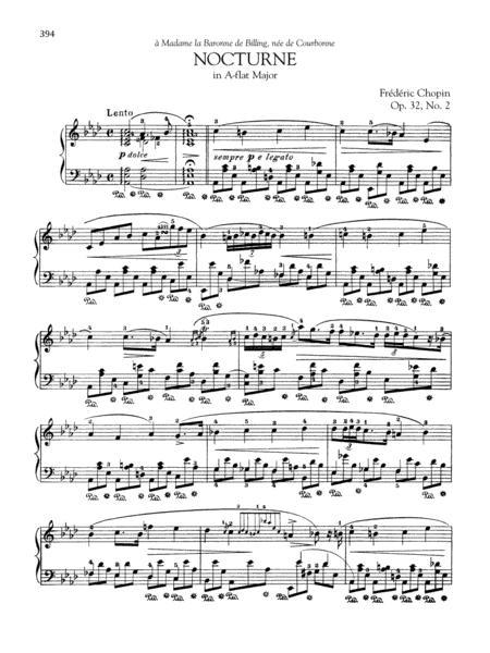 Nocturne in A-flat Major, Op. 32, No. 2