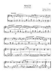 Waltz in E-flat Major, KK. IVb, No. 10