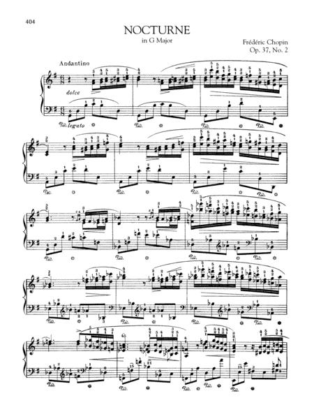 Nocturne in G Major, Op. 37, No. 2