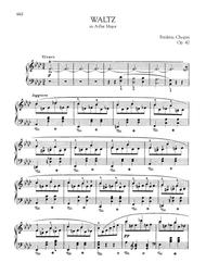 Waltz in A-flat Major, Op. 42