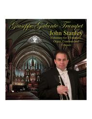 Voluntary in D Major for 2 Trumpets, Organ, Continuo and Timpani