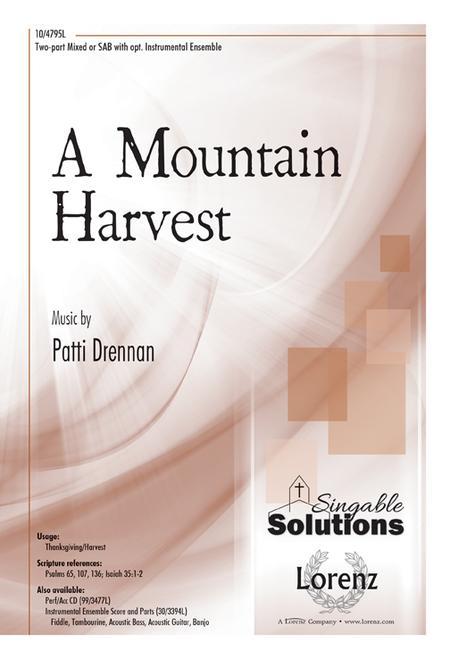 A Mountain Harvest