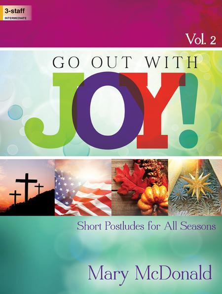 Go Out with Joy!, Vol. 2