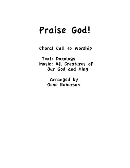 Two Choral Openings for Worship