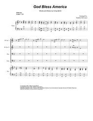 God Bless America (Brass Quintet)
