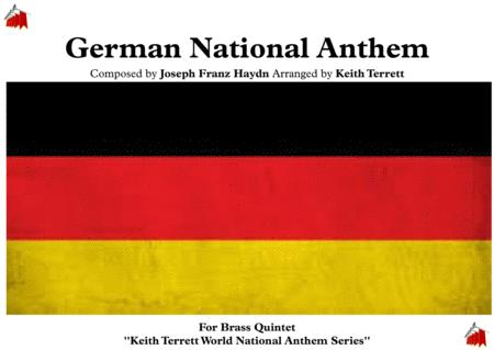 German National Anthem ((