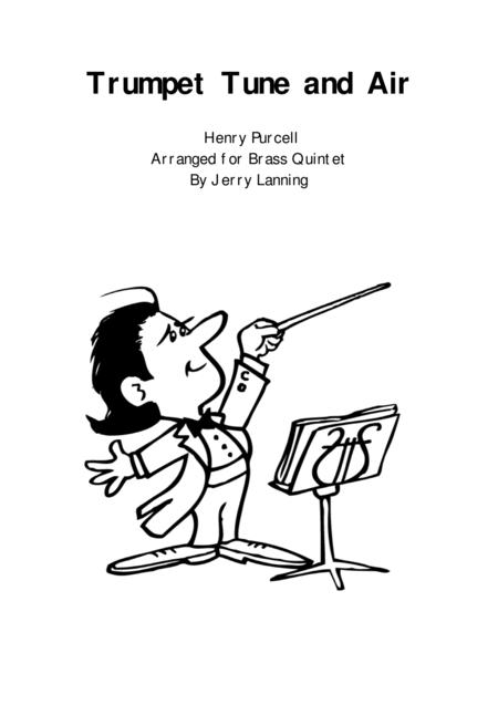 Trumpet Tune and Air for brass quintet