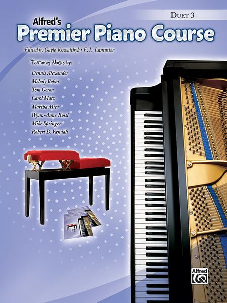 Premier Piano Course Duet, Book 3