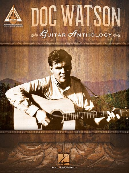 Doc Watson - Guitar Anthology